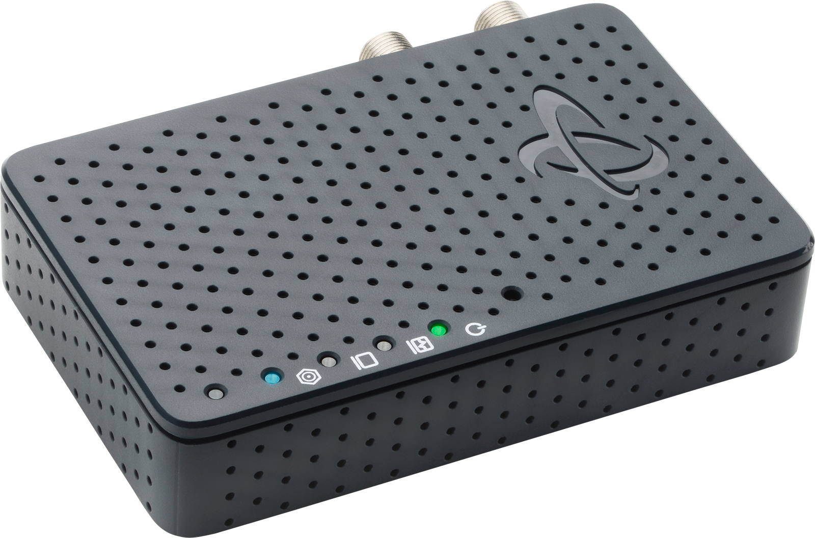 MoCA 2.5 Coax to Ethernet Adapter from Hitron | HT-EM4