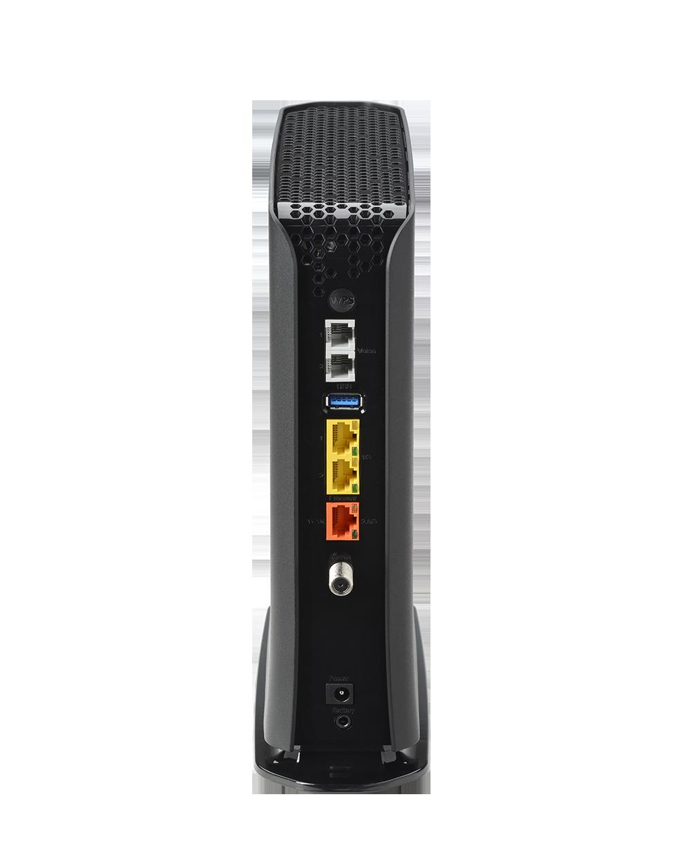 DOCSIS 3.1 Cable Modem Router with Voice - Hitron CODA5814